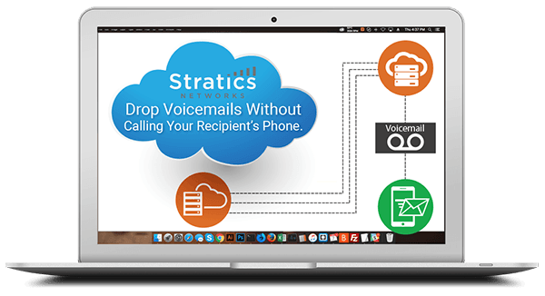 Ringless Voicemail Method from Stratics Networks